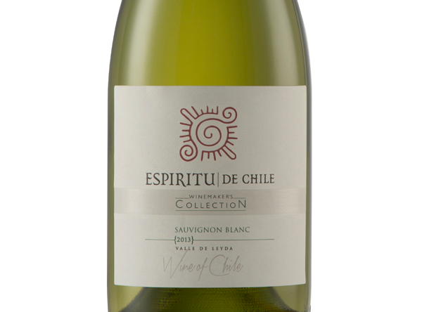 Afbeelding van Espiritu de Chile Winemaker Collection Sauvignon Blanc 2014